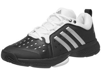 brand new 5cf37 632e5 adidas Barricade Classic Bounce BkSl Mens Shoe