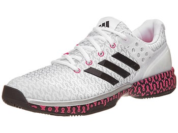 low priced 39546 6a75f adidas adizero Ubersonic 2 Think Pink Woms Shoes