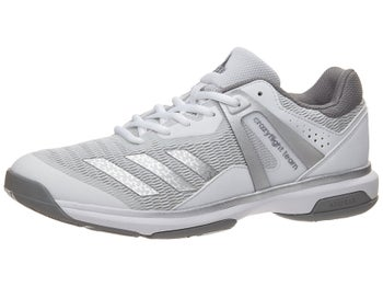 online retailer ac5ce ce357 adidas Crazyflight Team Women s Shoes - White Silver