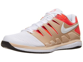 purchase cheap 622f4 951c1 Nike Air Zoom Vapor X Beige Crimson Men s Shoe