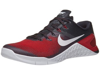 e3b3b9b470089b Nike Metcon 4 Men s Shoes - Black Grey Hyper-Crimson
