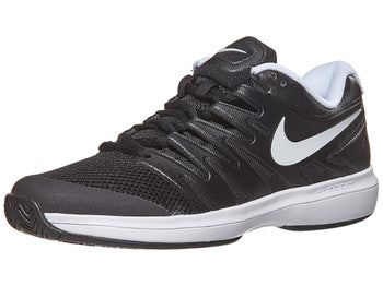 Nike Air Zoom Prestige Black White Men s Shoe aef60f128