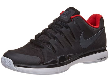 f71b0b4c0b1e Nike Zoom Vapor 9.5 Tour Black Red Men s Shoe